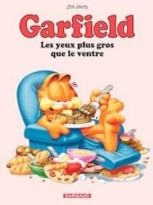 Garfield - Tome 3 - Yeux plus gros que le ventre (Les)