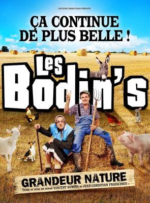 Les Bodin's : Grandeur nature 2016